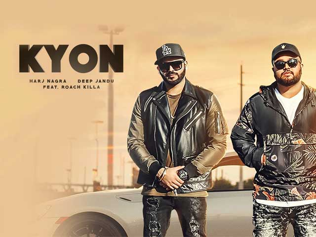 'Kyon' Is Out, And It's Perfect For Punjabi Rap Lovers