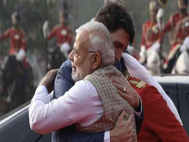 Modi and Trudue