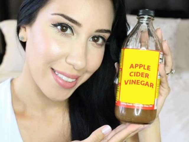 8 Reasons To Start Having Apple Cider Vinegar From Today!