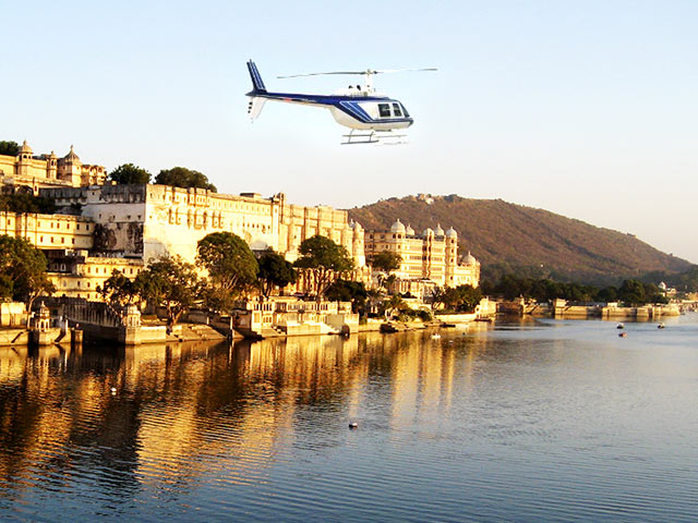 Top Four Ideal Helicopter Rides In India