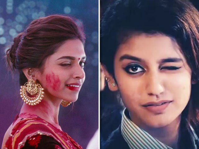 The Most Iconic Celebrity Winks From Movies Including Priya Prakash Varrier's Winning Wink