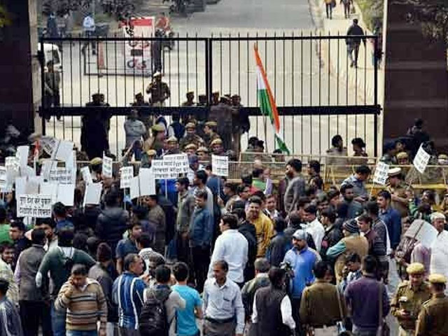 Why JNU Students May Be Right In Protesting Against Mandatory Attendance
