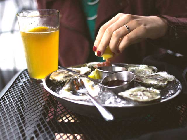 Wine or beer? What goes well with seafood and why?