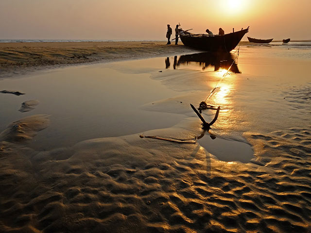 Did You Know Of The Vanishing Beach In Odisha