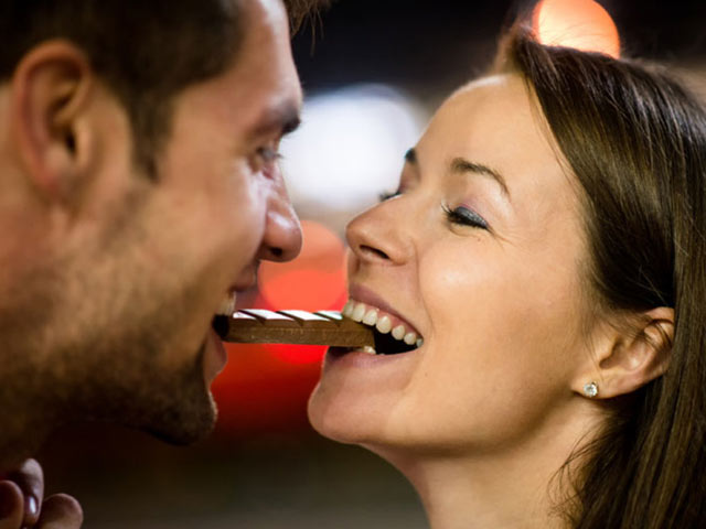 If you have diabetes, can you eat chocolate on Valentine's Day?