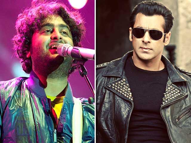 Salman Khan VS. Arijit Singh - Who Wins In The Longer Run?