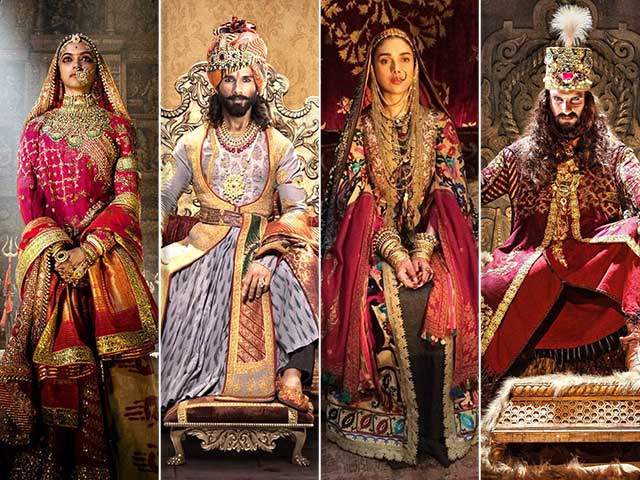 Padmaavat,190 CR Budget Movie! Here's What They Spent On?