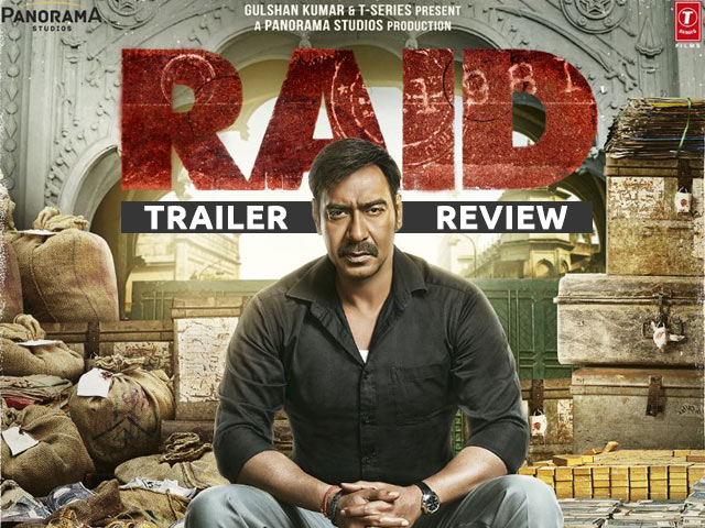 Raid Trailer Review: Here's What You Can Expect From Ajay Devgn's Raid