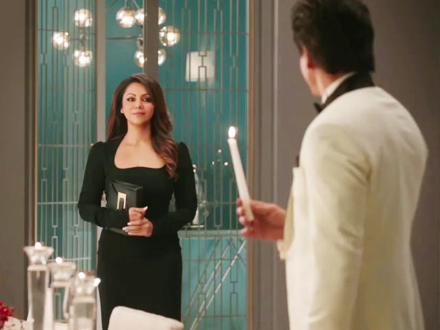 What Is Shahrukh Khan And Gauri's Music Video Musafir All About?
