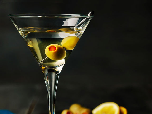 Why Are Martinis Served With Olives?