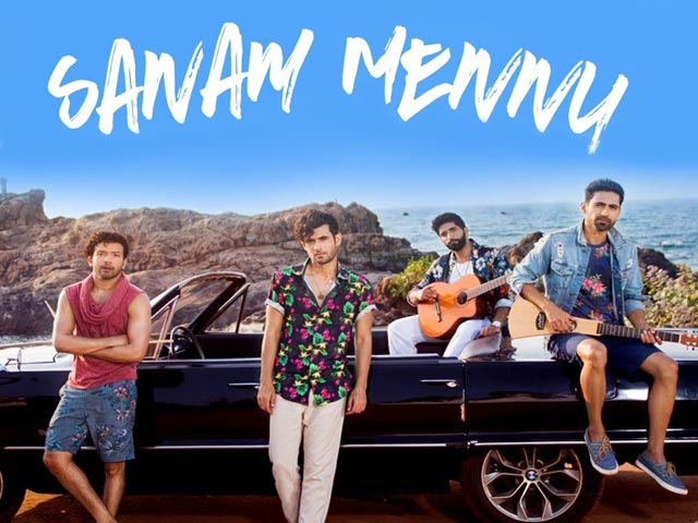 Sanam Is Back With A New Original Song Called Sanam Mennu