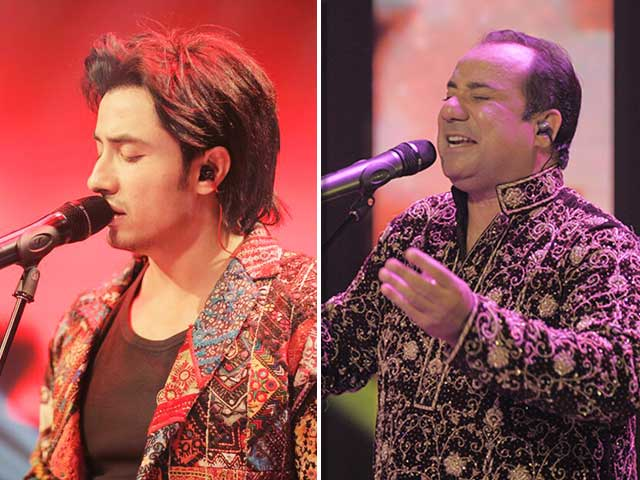 Pakistani Singers who Rocked in Bollywood