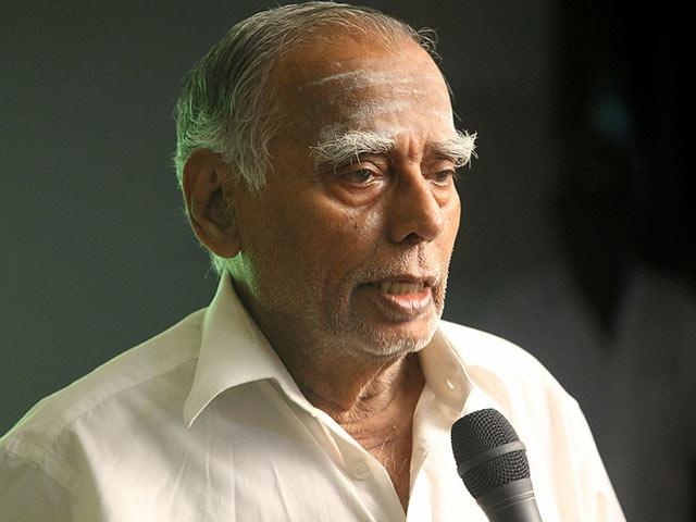 Padma Vhibushan To Unsung Archaeologist R Nagaswamy