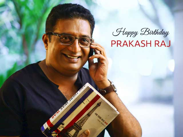 Prakash Raj - Five Times He Made Us Hate Him