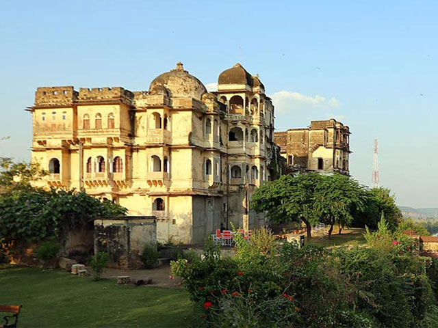 Did You Know Of This River Fort On The Chambal In Rajasthan?