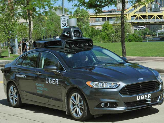 Self-Driving Uber Cab Kills Pedestrian, Humans Beware, As Robots Take Over