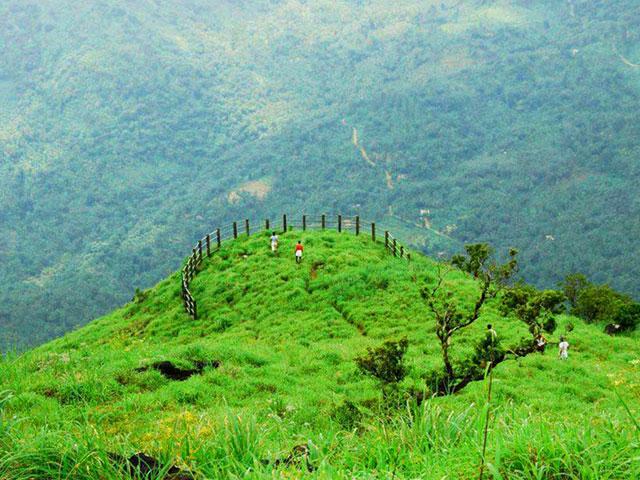 Paithalmala, The Highest Peak In Kannur, Is A Trekker's Paradise