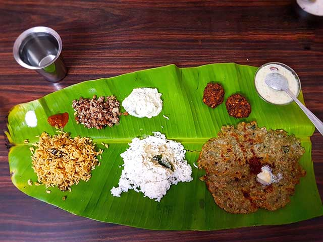 The Extravagant Kannadiga Oota Thali
