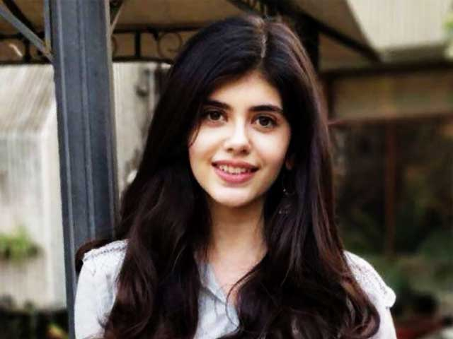 All You Need To Know About Sushant Singh's New Girl Sanjana Sanghi