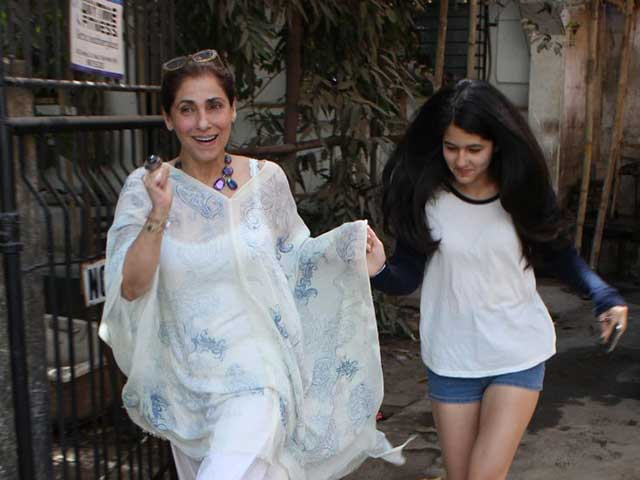 Rinke Khanna's Daughter Naomika Saran Is The Latest Star Kid To Watch Out For