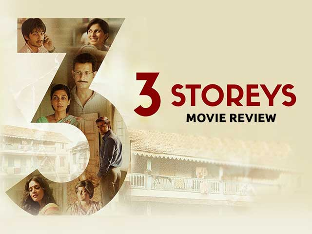 3 Storeys Movie Review: It's All About Tales With A Twist!