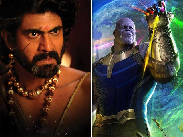 Rana Daggubati Gives Voice For Avengers: Infinity War Villain Thanos