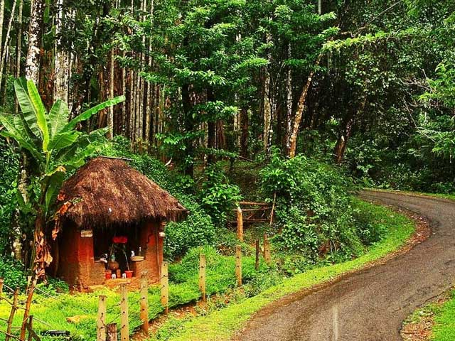 Visit This Hamlet In Western Ghats That Offers A Paradise To Nature Lovers