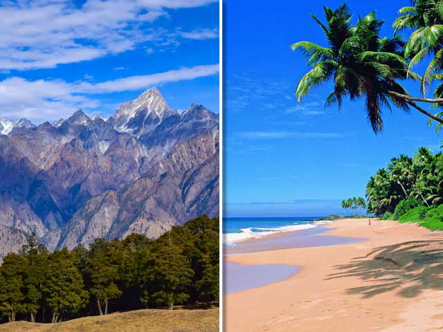 Mountains Or Beaches? 5 People Answer The Dilemma Of Indian Travellers