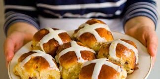 Why Is The Hot Cross Bun Eaten During Easter?