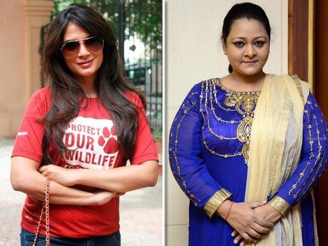 Is Richa Chadha Following Vidya Balan's Footsteps