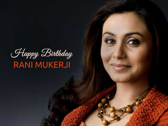 Rani Mukherjee Prefers Fan Mails To Social Media Likes; Likes To Live life In Real!