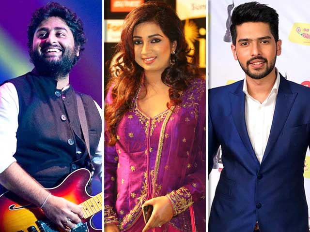 5 Bollywood Singers who have Sung Popular Tamil Songs