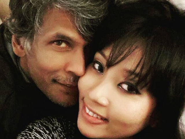 Is This Actually Milind Soman's Girlfriend's Real Age?