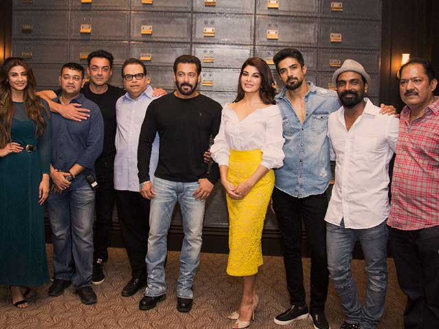 What's Happening On The Sets Of Race 3?