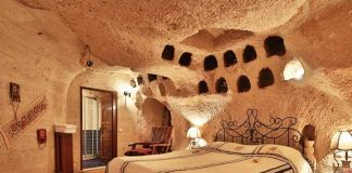 Now You Can Stay Inside A Cave And Actually Love It!
