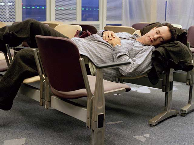 Do You Know Why It Makes Sense To Sleep At The Airport?
