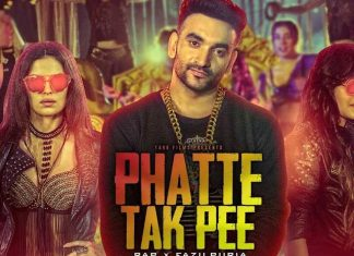 Here's Another Alcoholic Song, Phatte Tak Pee By Fazilpuria, Featuring Shalmali Kholgade!