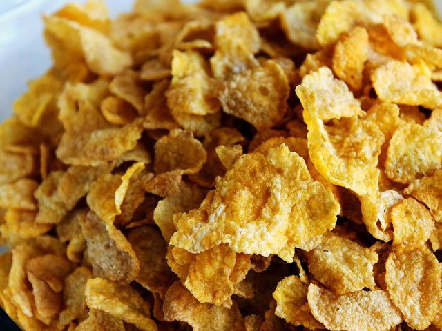 Ways To Use The Corn Flakes Beyond The Cereal Bowl!