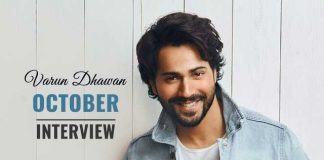 Why Did Varun Dhawan Cry While Shooting October?