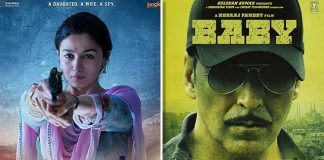 Bollywood Movies Based On Spies