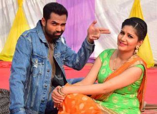 Tere Thumke Sapna Choudhary Is A Typical Punjabi Song