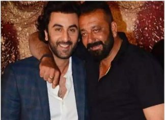 Sanjay Dutt To Play Ranbir Kapoor's Father In Next?