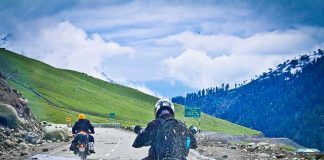Five Best Biking Routes In The Himalayas