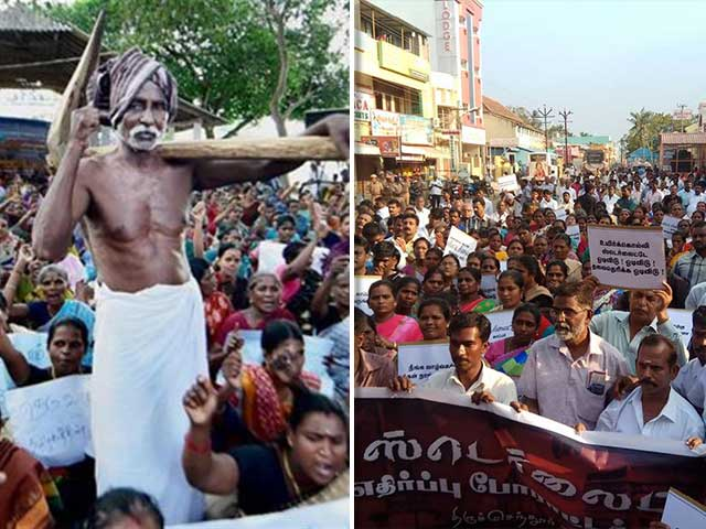 Why Has Tamil Nadu Turned Into A Land Of Protests?