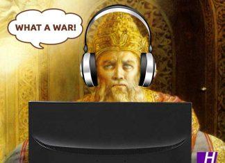 Tripura CM Was Not Kidding When He Said King Dhritarashtra Saw An Online Live Video Of Mahabharata War!