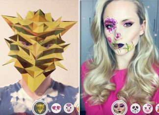 Snapchat Now Allows You To Create Your Own Face Filter