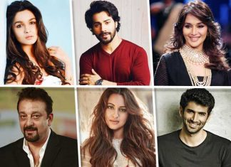 karan johar and his ensemble cast are excited about kalank
