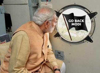 Why Chennai Is Chanting #GoBackModi?