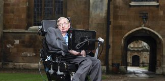 What's Happening To The Wheelchair Left Behind By Stephen Hawking?