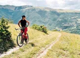 Here's One Of The Best Cycling Trail In India